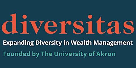 Diversitas: Expanding Diversity in Wealth Management - 2021 tickets