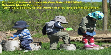 Bringing Visibility to the Power of Play and Self-Regulation tickets