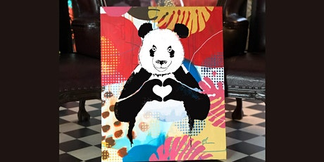 Panda Paint and Sip Party 17.12.21 tickets