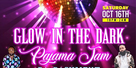 Glow In The Dark Pajama Glow Parte. This event will be Oh so littttt. tickets