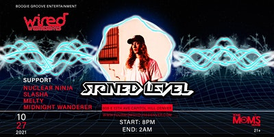 Wired Wednesdays ft. Stoned Level