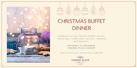 Christmas Day Buffet Dinner 2021 tickets
