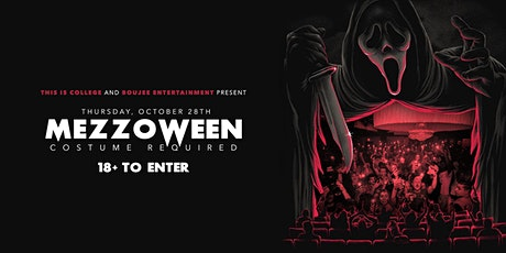 Mezzoween (Providence Halloween) tickets