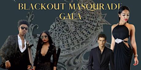 Blackout Masquerade Gala tickets