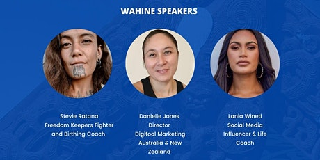 Wahine in Business tickets