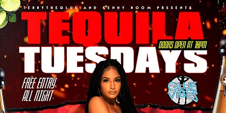 TEQUILA TUESDAYS @VISION tickets