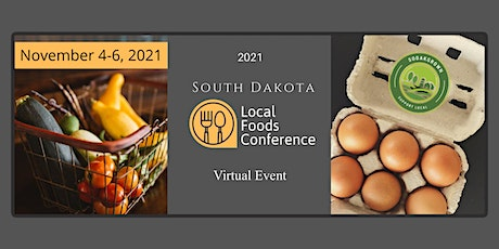 2021 South Dakota Local Foods Conference tickets