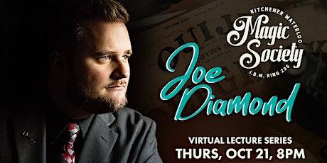 KW Magic Society Virtual Lecture Series - Joe Diamond tickets