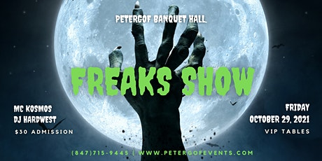Freaks Show 2021: Chicago Dance Halloween Party tickets