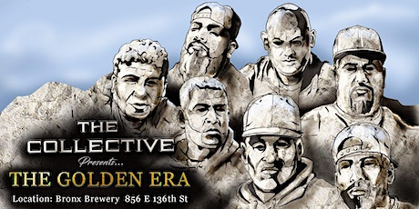 The COLLECTIVE Presents The Golden Era Feat. a Pop Up Shop and Live Music. tickets