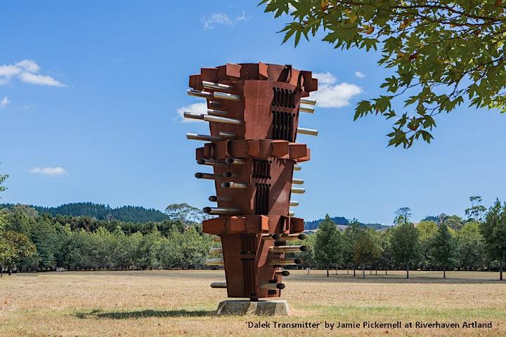 Riverhaven Artland Sculpture  Weekend image