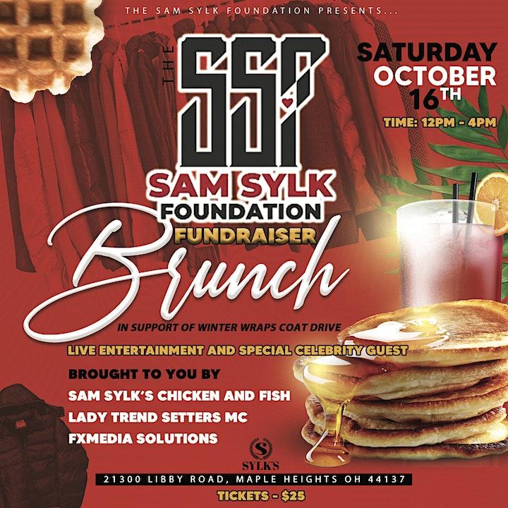 Sam Sylk Foundation Fundraiser Brunch image