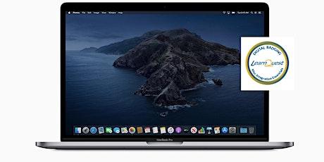 Mac Integration Basics 10.15 , online instructor led training, 4 hours tickets