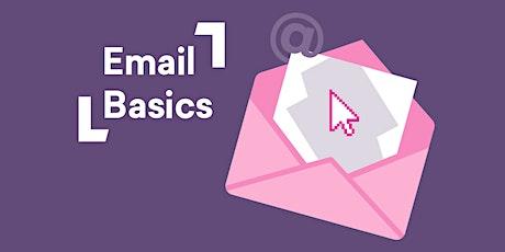 Email Basics @ Launceston Library tickets