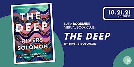 Napa Bookmine October Book Club tickets