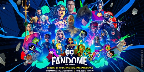 HIVE Watch Party: DC Fandome tickets