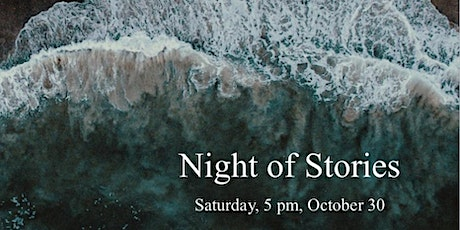 Night of Stories, dinner and storytelling high above Camarillo tickets