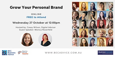 Grow Your Personal Brand