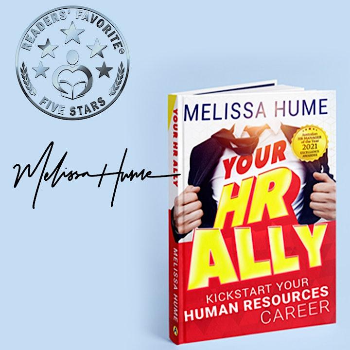 Kickstart your Human resources Career image