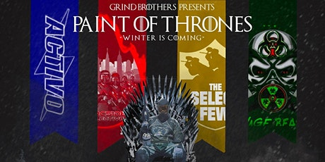 Paint of Thrones tickets