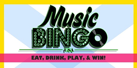 MUSIC BINGO USA en PDC boletos