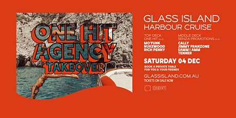 Glass Island - One Hit Agency Takeover - Saturday 4th December tickets