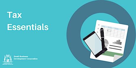 Tax Essentials tickets