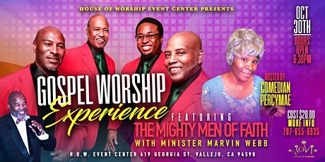 Gospel  Worship Experience tickets