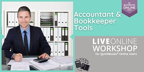 Accountant & Bookkeeper Tools for QuickBooks Online Users tickets