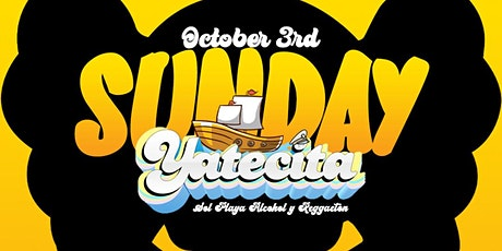 Yatecita: Perreo in the Pacific (Reggaeton Yacht Party) tickets