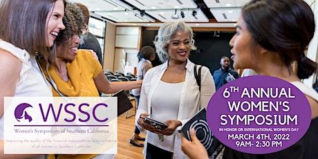 Annual Women's Symposium  & Empower Web Mentorship program  by WSSC tickets