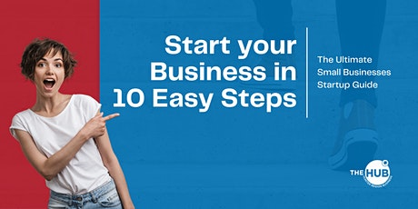 Start Your Own Business In 10 Easy Steps tickets