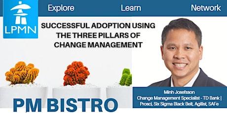 PM Bistro  - Session 02:   Change Management Tickets