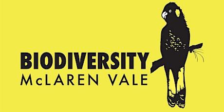 Biodiversity McLaren Vale AGM tickets