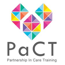 Partnership in Care Training (PaCT) logo