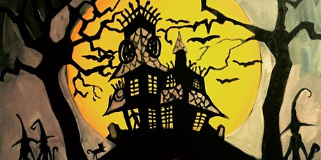 Halloween Painting Party tickets