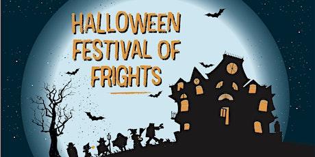 Halloween Festival of Frights in Oviedo tickets
