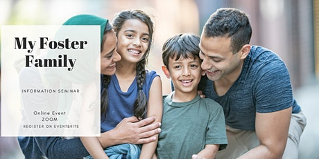 My Foster Family Information Seminar tickets