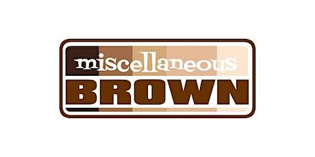 Miscellaneous Brown's Karaoke Comedy SPOOKTACULAR tickets