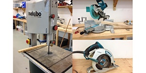 Induction Day: Wood work, Metal Work and Laser Cutting...