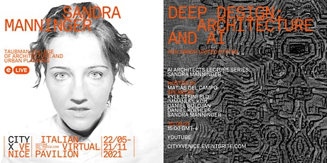 Deep Design - Architecture and Artificial Intelligence tickets