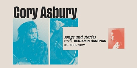 Cory Asbury - Songs  and Stories Tour - Meadowbrook, WV tickets