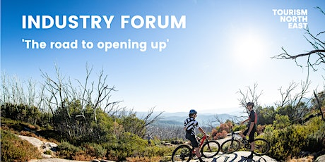 Tourism North East October Industry Forum - 'The road to opening up' biglietti