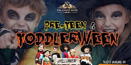 Pre-Teen & Toddlerween tickets