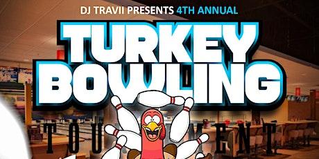 4th Annual Turkey Bowling tickets