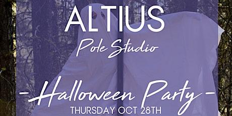 Altius Pole Studio Poleoween tickets