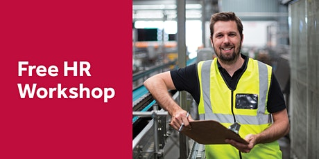 Free HR Workshop: Setting up your Business for Success in 2021- Hawera tickets