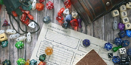 Dungeons and Dragons (special one-shot): Ages 13-17. tickets