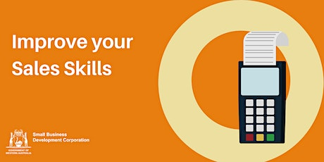 Improve your Sales Skills tickets