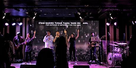 IBADAH ALFA OMEGA CHURCH JAKARTA tickets